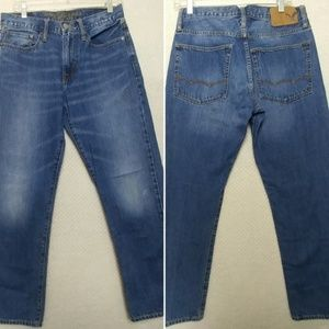 AEO Men's Relaxed Straight Jeans 29x30